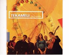 CD TEKAMELIida y vueltaFOLKEX (B1218)