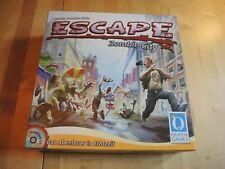 "BRETTSPIEL QUEEN GAMES ""ESCAPE - ZOMBIE CITY"" v. 2014 *neuwertig, 100% komplett*"