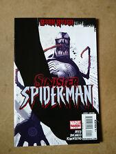 DARK REIGN SINISTER SPIDER-MAN #1 FIRST PRINT MARVEL COMICS (2009) VENOM