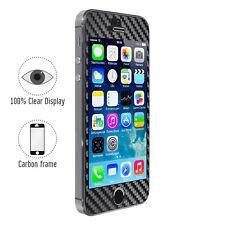Artwizz Scratch Stopper Carbon 1x beschermfolie duidelijk voor de iPhone 5 5S SE