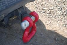 35 TON SLING SHACKLE TOW HOOK FOR 2.5 INCH RECEIVER HITCH NEW  MONSTER  HITCH