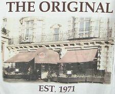 Hard Rock Cafe London The Original Est 1971 Graphic T-shirt M White 100% Cotton