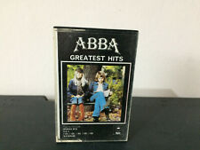 Abba Greatest Hits - cassette tape