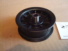 Flat Idler Pulley replaces MTD 756-0981A & B, 956-0981A & B 756-04224, 956-04224