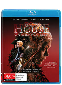 From A House On Willow Street (Blu-ray) NEW/SEALED