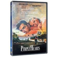PURPLE HEARTS. Ken Wahl, Cheryl Ladd (1984). Region free. New sealed DVD.