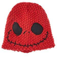New Disney Jack Skellington Nightmare Before Christmas Cap Winter Hat Beanie