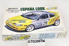 "FUJIMI 1/24 scale Renault Megane Coupe 16V ""España Rally Look"""