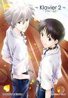 Neon Genesis Evangelion YAOI Doujinshi ( Kaworu x Shinji ) Klaviar 2