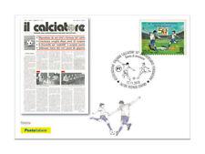 Italia 2018 : Associazione Italiana Calciatori - Cartolina Ufficiale Poste It.