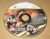 Blood Bowl (Game Only) Xbox 360 Fast Shipping