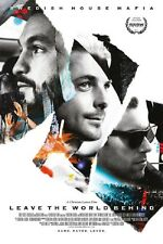 Swedish House Mafia Movie Poster size 24x36