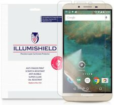 3x iLLumiShield Ultra Clear Screen Protector Cover for Panasonic Eluga Note