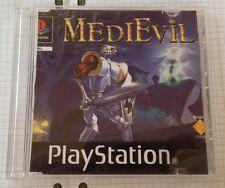 jeux promo ps1 medievil
