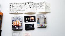 System 3 HAMMERFIST Amstrad CPC PAL Spiel Game Cassette Small BOX CIB VGC