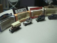 Mint boxed diecast commercial trucks
