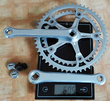 Gipiemme Special Crankset Kurbel 170mm 605gr lighter as Campagnolo