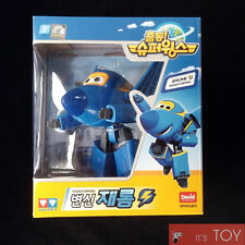 Super Wings JEROME Transforming Air Plane Toy Figure TV Animation Series Auldey