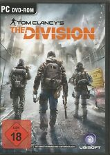 Tom Clancy's the Division (PC 2016 sólo Uplay key descarga código) no DVD, no CD