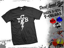 TCB Elvis Rock n Roll Cafe Racer T-shirt Classic
