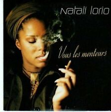 (BE113) Natali Lorio, Vous Les Menteurs - 1999 CD