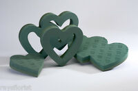 Heart Shape Funeral Tribute Frame Ideal Floral Foam Smithers Oasis Floristry