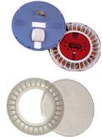MedReady Automatic Medication Reminder Pill Box 1700 w Alarm + Extra Tray & Lid