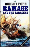 Ramage and the Saracens (Nicholas Ramage, Book 17) By Dudley Pope