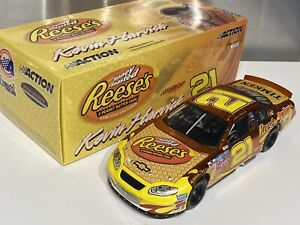 Rare Kevin Harvick #21 Honey Roasted Reese's '05 Monte Carlo Dealers Exclusive