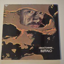 BUFFALO - DEAD FOREVER...  - LP 180gr VINYL AKARMA REISSUE NEW & SEALED