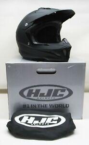 HJC Matte Black CL-X7 Helmet - 740-619