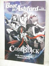 CODE GEASS BLACK Beat in Ashford Vol. Zero Art Illustration Fanbook Book Ltd *