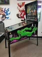 Creature from the Black Lagoon pinball machine