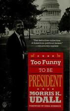 Too Funny to Be President-ExLibrary