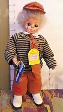 "Doll-1989-Brinn 14"" Calendar Doll-Sept-Original Tags-Ltd.Ed,Collectible Edition"
