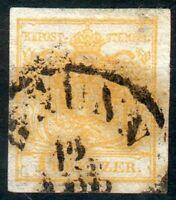 Österreich Mi.-Nr.1XDG o -Brünn 2 Seiten bedruckt, feinst/pracht