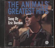 SEALED *NEW* CD Eric Burdon - The Animals' Greatest Hits Sung By Eric Burdon