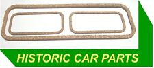 MORRIS 1000 Series 3 948 cc 1956-62 - ROCKER BOX & VALVE CHEST CORK GASKET SET