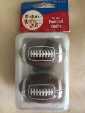 Restore & Restyle Kids Football Knobs