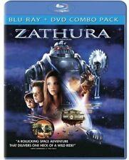 Zathura (Blu-ray + DVD) Josh Hutcherson, Kristen Stewart, Tim Robbins NEW