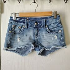 Miss Me Jean Shorts Size 24