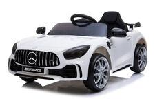 12V Mercedes GTR sous licence Blanc – Voiture Electrique Pour Enfants