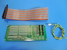 Tel Tokyo Electron U1600B10 Backboard Led with Cables