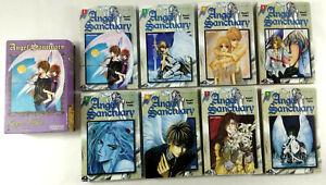 Manga Angel Sanctuary VF  Tomes 1 a 8  Kaori Yuki  Tonkam  Envoi rapide et suivi