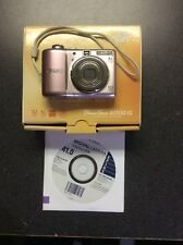 Canon PowerShot A1100 IS 12.1MP Digital Camera - Works Great