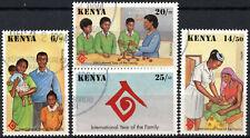Kenya 1994 SG#628-631 Year Of The Family Used Set #E4520