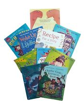 Bedtime Fun Picture 10  Book Set Toddler Reading Story Children Nursery Kids New