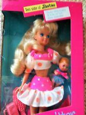 Babysitter SKIPPER  Sister of Barbie DOLL1990s almost MINT NRFB Vintage New Box