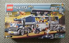 NEW LEGO Set 8635 AGENTS Mobile Command Center FACTORY SEALED Retried