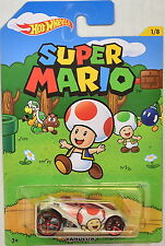 HOT WHEELS SUPER MARIO VANDETTA #1/8